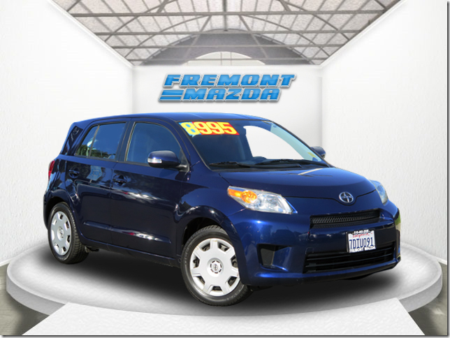 2008 SCION XD HATCHBACK blue 4-cyl 18 liter automatic what a nice car hurry before it sells