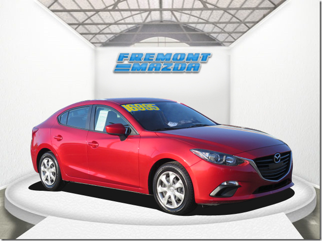 2014 MAZDA MAZDA 3 3 red 20l automatic  what a nice car hurry before it sells warranty up 10