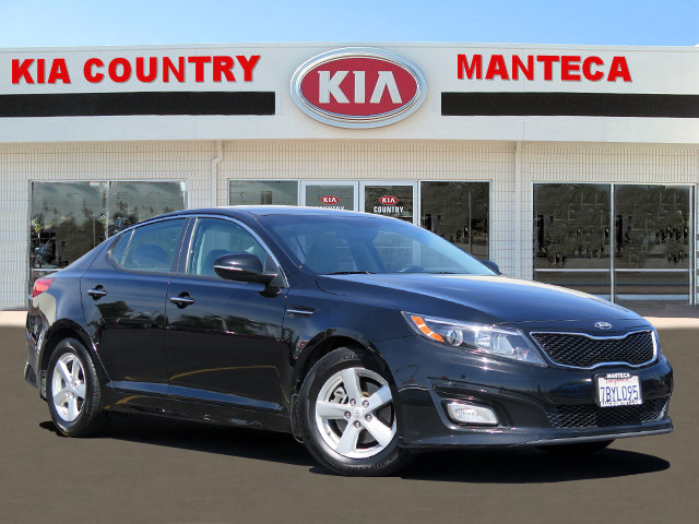 2014 KIA OPTIMA SEDAN LX black 24l i4 dgi dohc automatic power windows  remote keyless entry