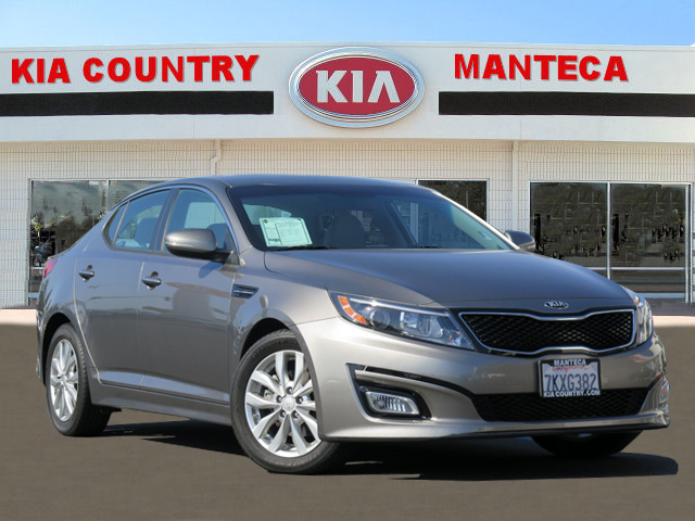 2015 KIA OPTIMA SEDAN EX