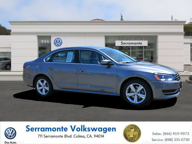 2012 VOLKSWAGEN PASSAT SE none 25l 5 cylinder engine automatic leather  power windows  am