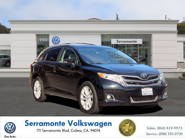 2014 TOYOTA VENZA XLE WAGON black 4-cyl 27 liter automatic check out our 2014 venza  this one