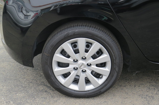 2012 NISSAN LEAF SV HATCHBACK black ac electric motor automatic check out our 2012 leaf  this