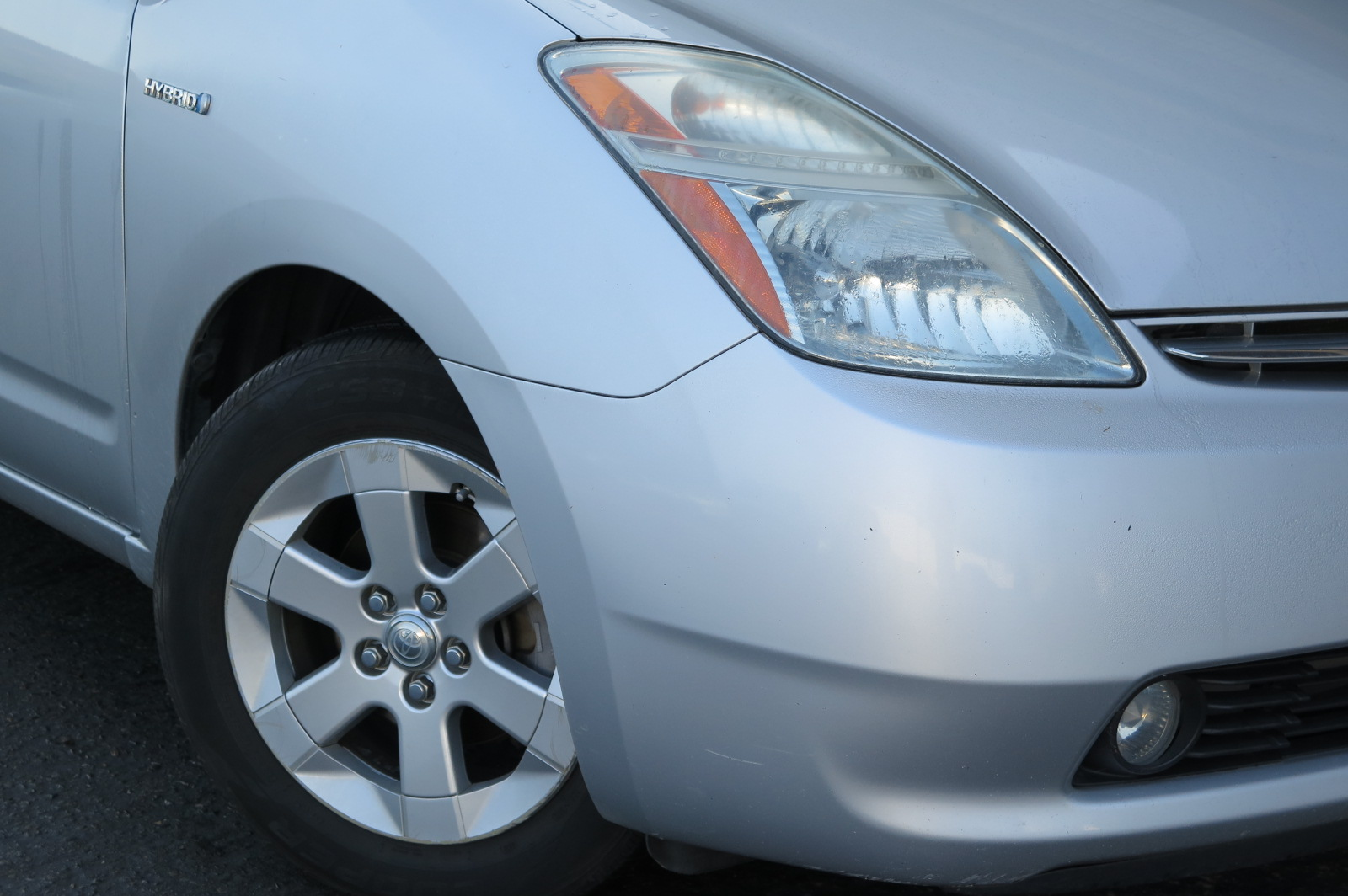 2006 TOYOTA PRIUS HATCHBACK silver 4-cyl hybrid 15 liter automatic check out our 2006 prius