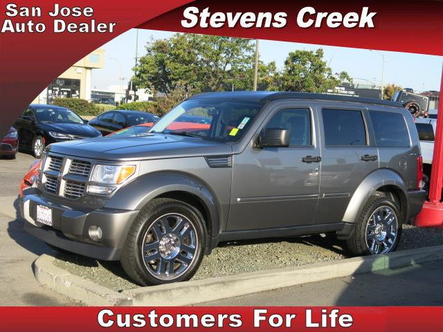 2011 DODGE NITRO NITRO gray 37l v6 automatic folding side mirrors  power windows  tilt wheel