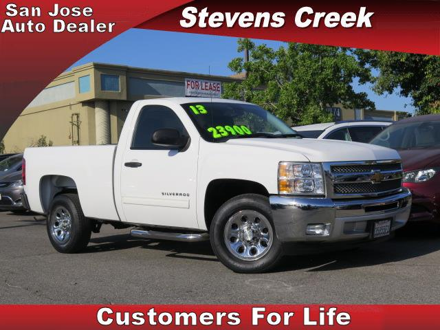 2013 CHEVROLET SILVERADO LT white v8 53l  automatic folding side mirrors  power windows  am