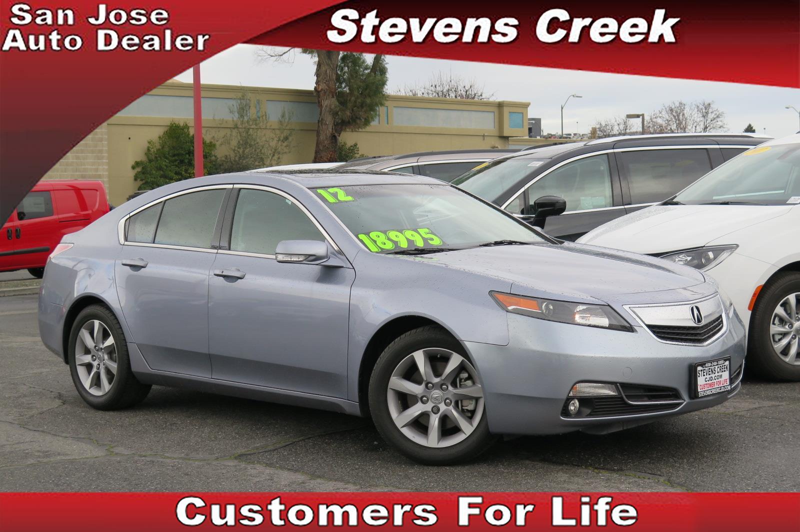 2012 ACURA TL TL blue 35l v6 automatic retained accessory power  power windows  vehicle diag