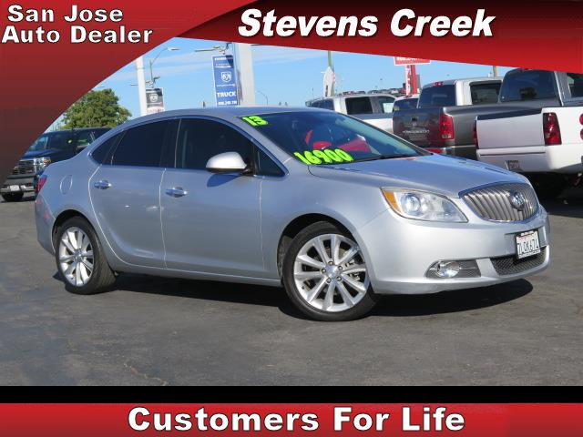 2013 BUICK VERANO VERANO silver 24l inline 4 automatic emergency service  retained accessory