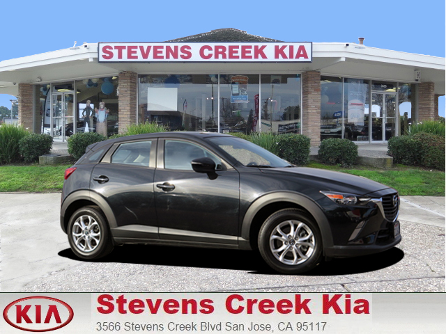 2016 MAZDA CX-3 TOURING SPORT UTILITY black 4-cyl skyactiv-g 20l automatic power windows  hea